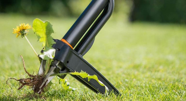 Корчеватель сорняков для сада и огорода